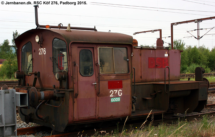 RSC Traktor 276