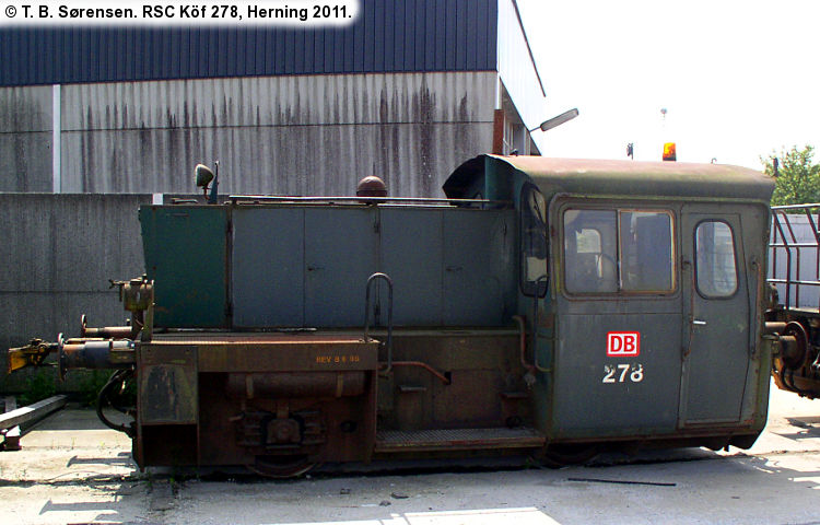 RSC Traktor 278
