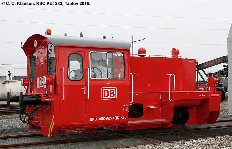 RSC Traktor 282