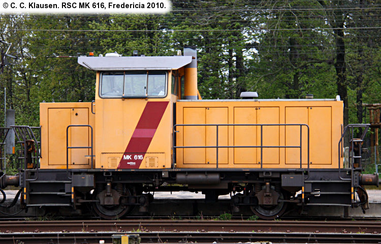 RSC MK 616