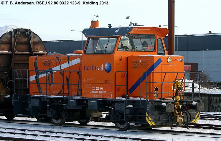 RSEJ  322 123