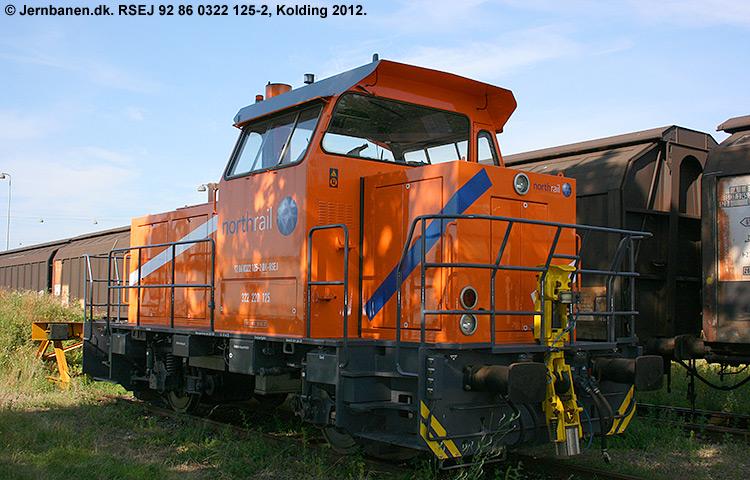 RSEJ  322 125