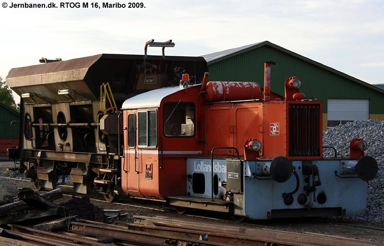 RTOG M 16