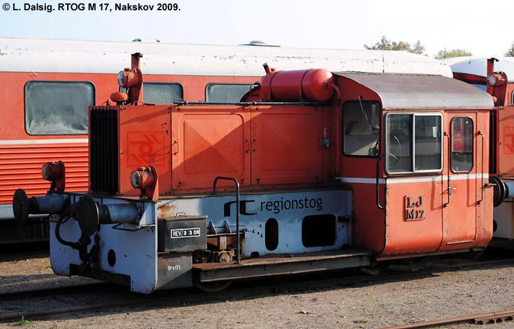RTOG M 17