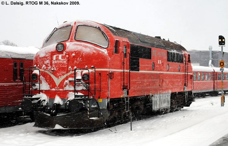 RTOG M 36