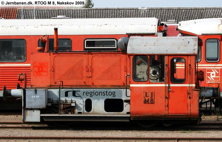 RTOG M 8