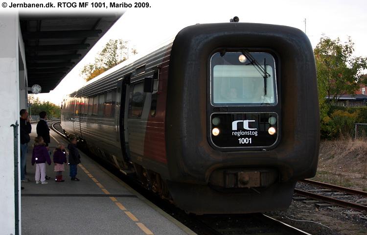 RTOG MF 1001