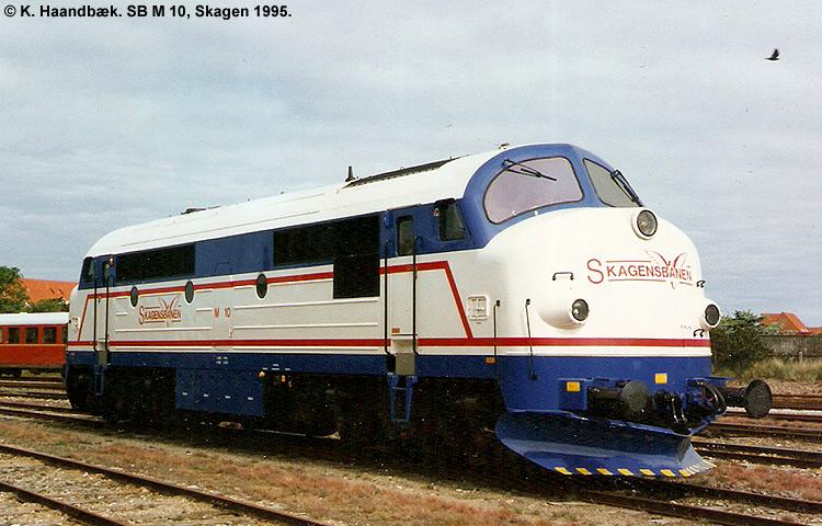 SB M 10
