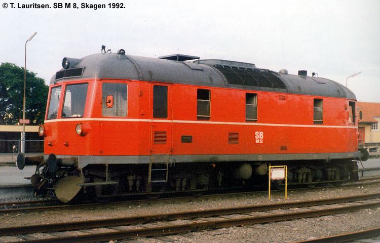 SB M 8
