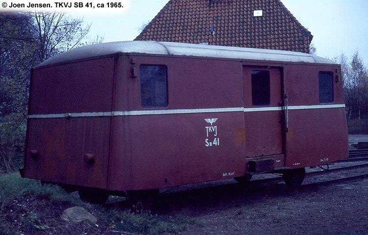 TKVJ SB 41