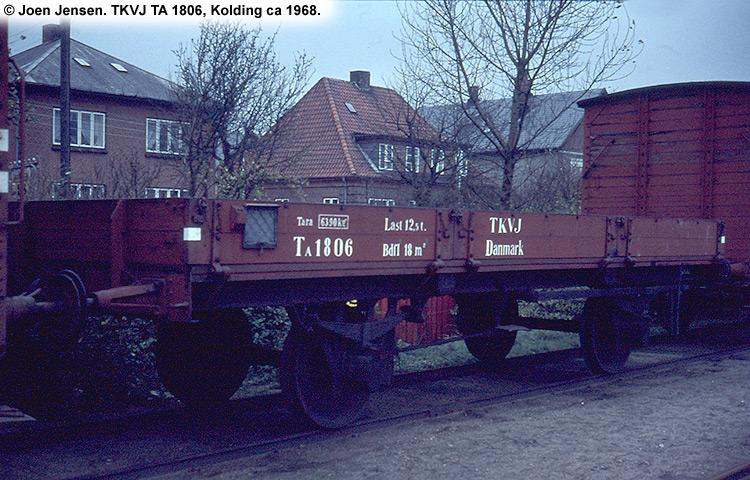 TKVJ TA 1806