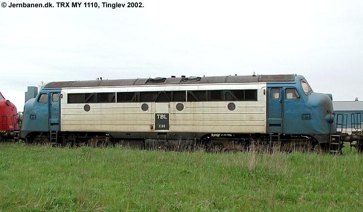 TRX MY 1110