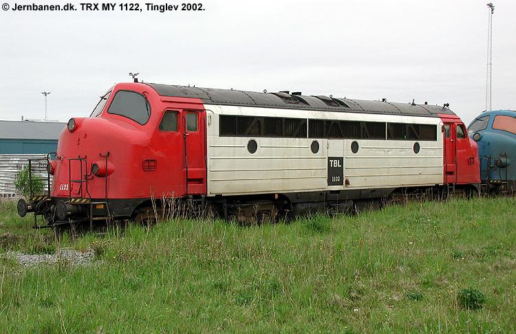 TRX MY 1122