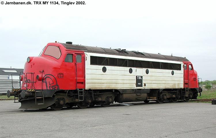TRX MY 1134