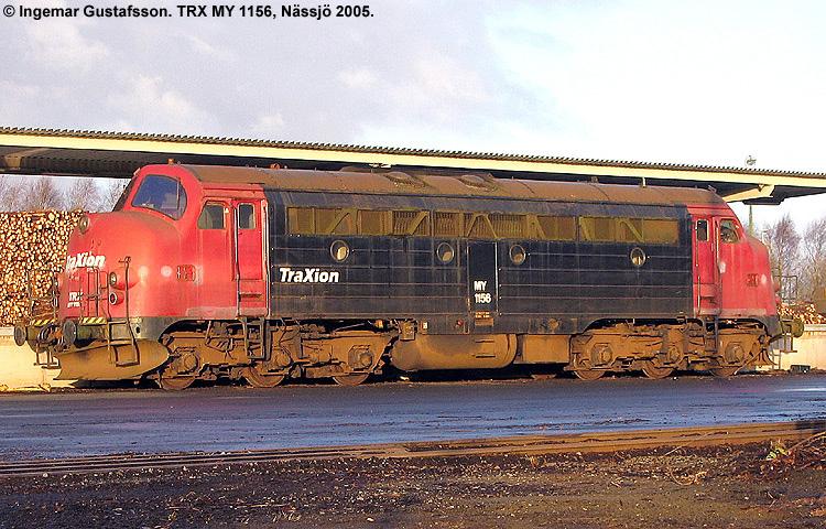 TRX MY 1156