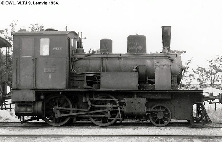 VLTJ 9