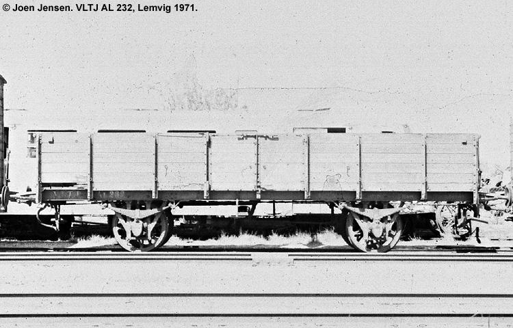 VLTJ AL 232