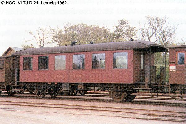 VLTJ D 21