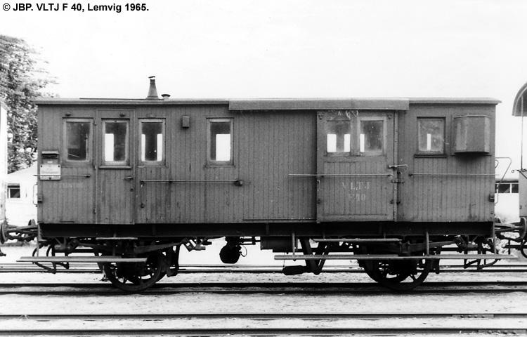VLTJ F 40