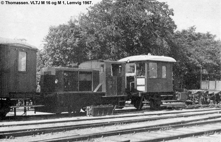 VLTJ M 16