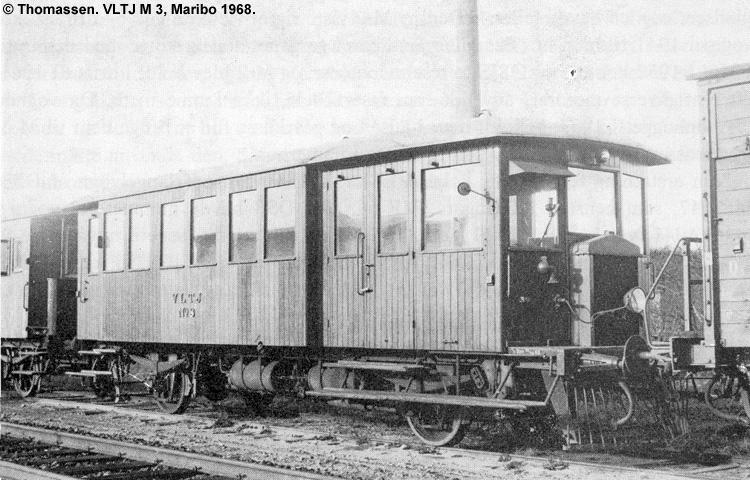 VLTJ M3
