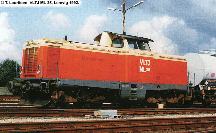 VLTJ ML 25