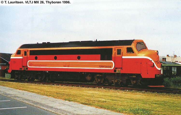 VLTJ MX 26