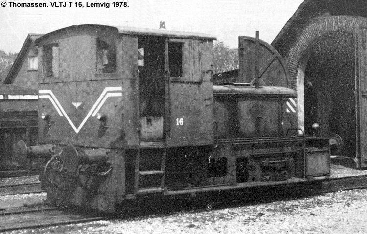 VLTJ T 16