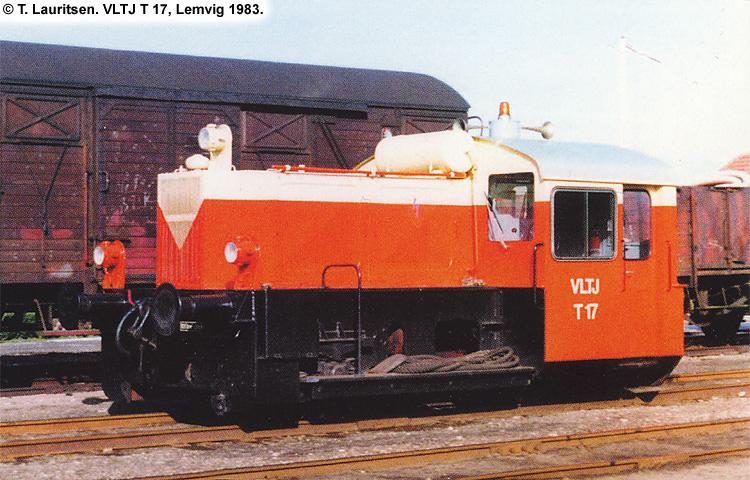 VLTJ T 17