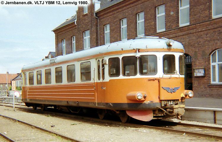 VLTJ YBM 12