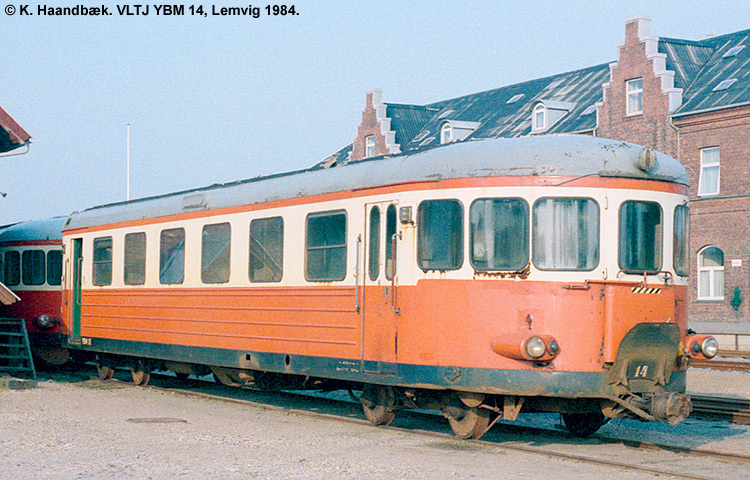 VLTJ YBM 14