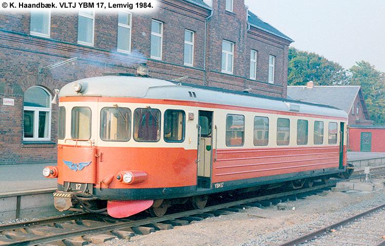 VLTJ YBM 17