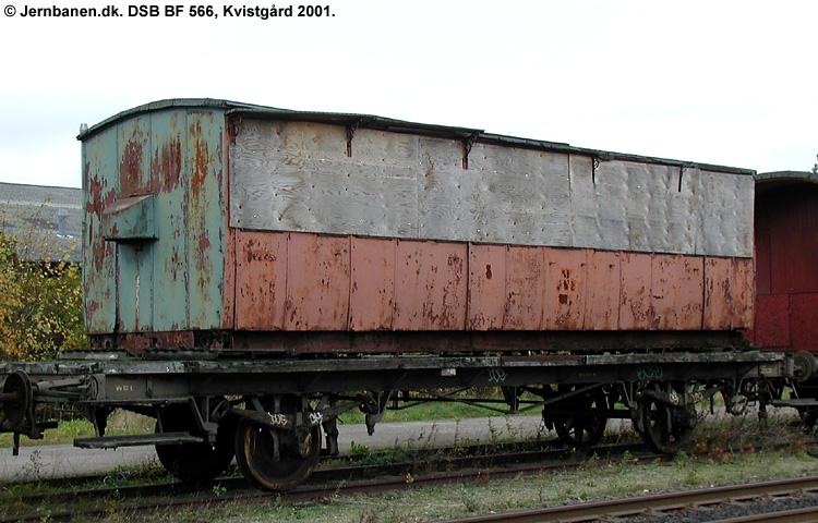 DSB BF 566