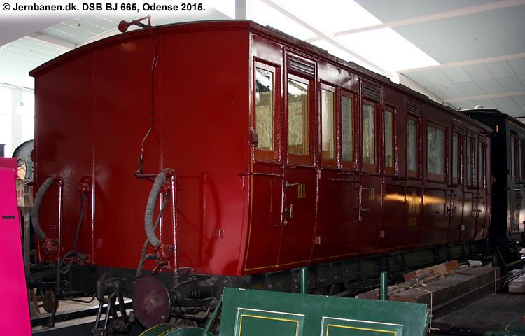 DSB BJ 665