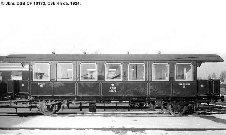 DSB CF 10173