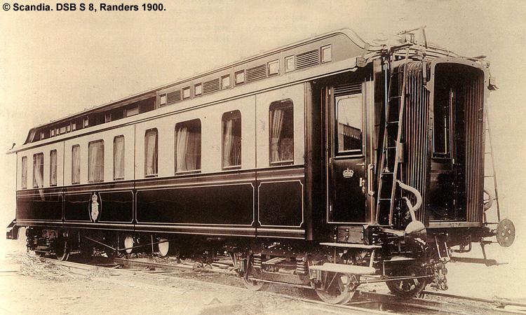 DSB S 8