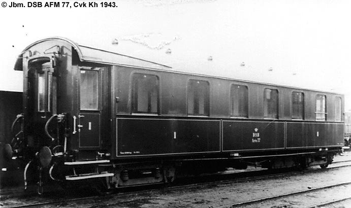 DSB AFM 77
