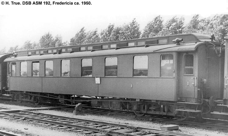 DSB ASM 192