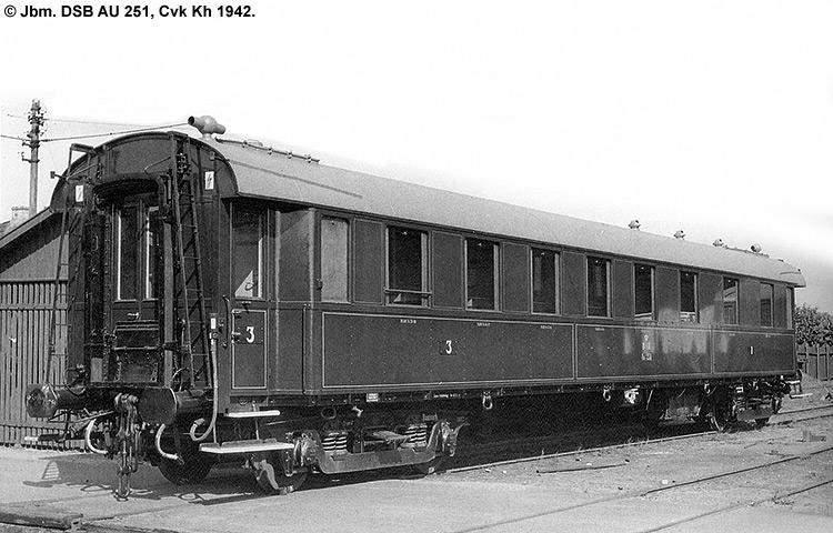 DSB AU 251