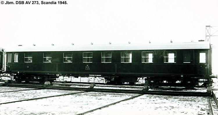 DSB AV 273