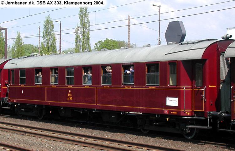 DSB AX 303