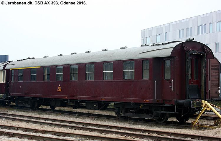 DSB AX 393