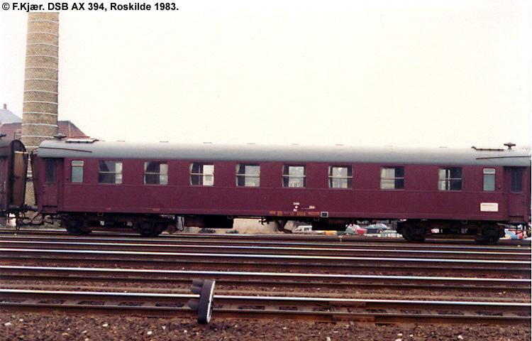 DSB AX 394