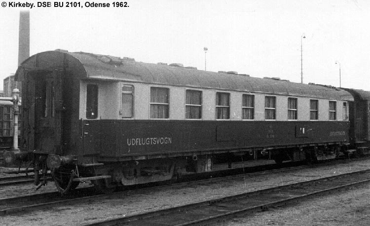 DSB BU 2101
