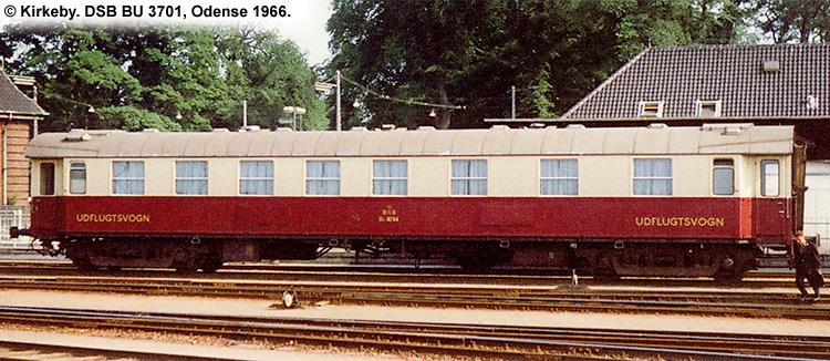 DSB BU 3701