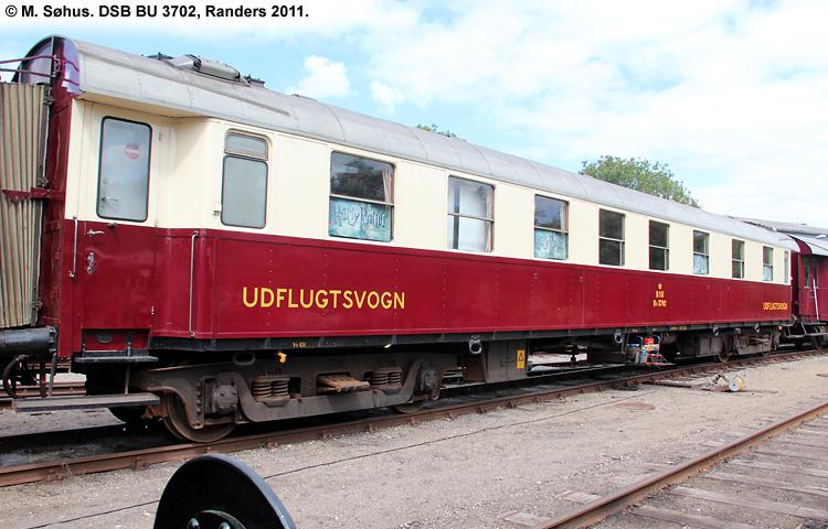 DSB BU 3702