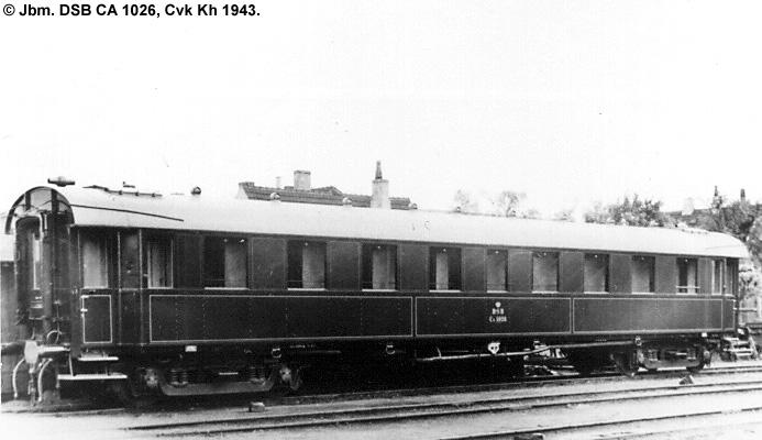 DSB CA 1026