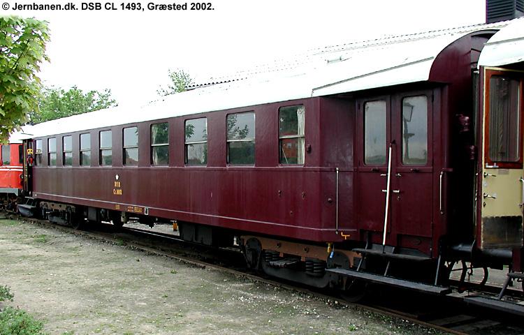DSB CL 1493