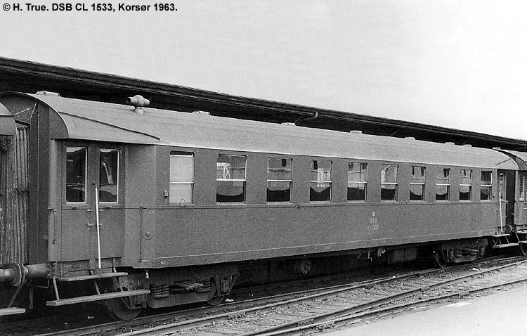 DSB CL 1533