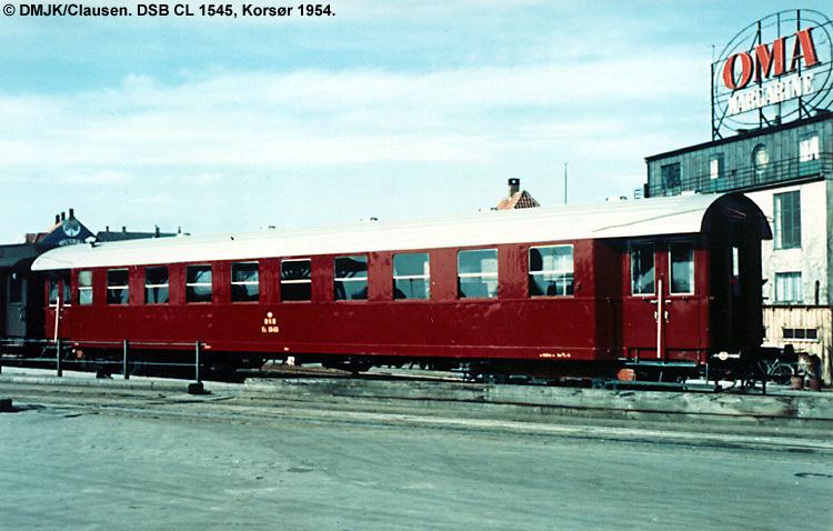 DSB CL 1545